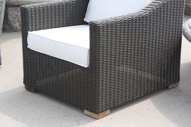 Outdoor Wicker Furniture Patio Wicker Gallery Contemporary Patio New