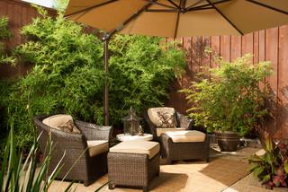 Outdoors asiatisch patio austin von jason jones for Gartenmobel asiatisch