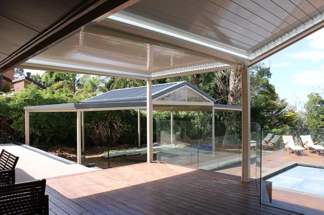 Modern Patio Carport : Outdoors upgrade carport vernadah pool shelter