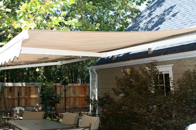 Overhead Door Company Outdoor Awnings And Solar Shading