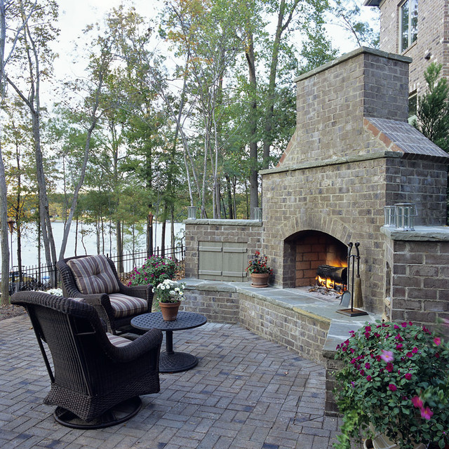 Patio Contractors Charlotte Nc: Overlook
