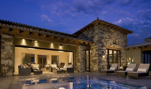 Ownby Design mediterranean-patio