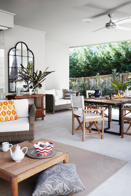 Paddington contemporary-patio