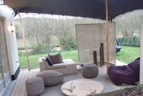 PAOLA LENTI - SHOWROOM - selection collection contemporary patio