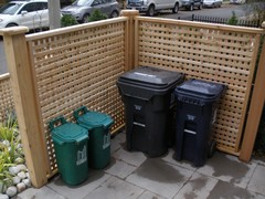 The Polite House: What Can I Do About My Neighbors' Trash Cans?
