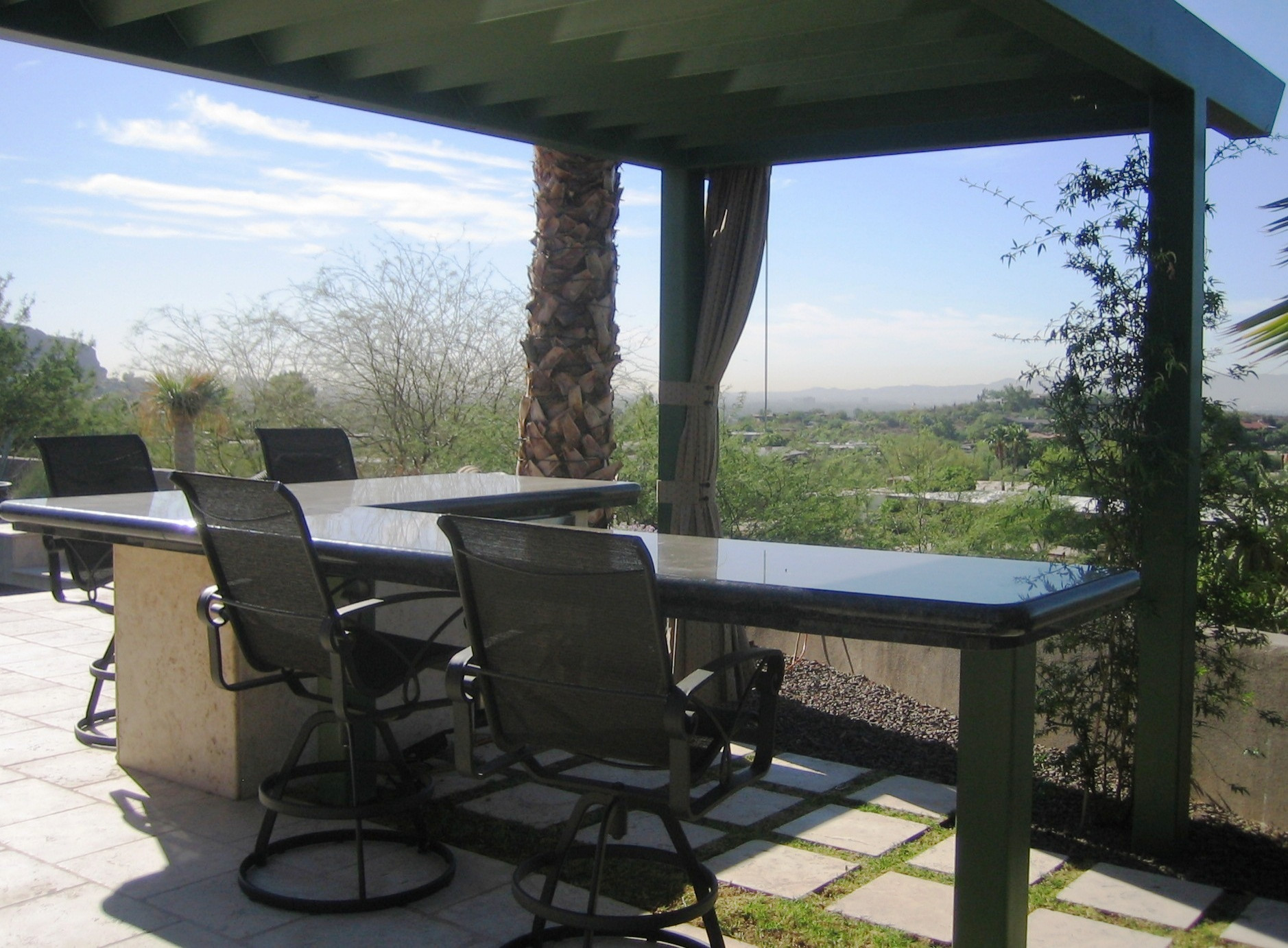 Paradise Valley--Shade Structure