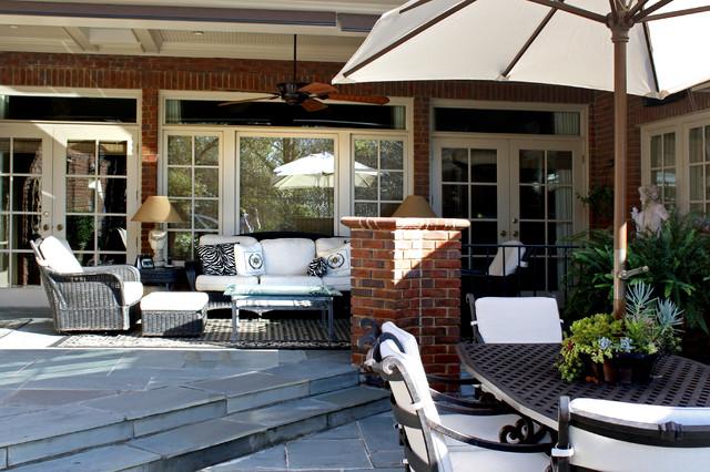 Patio Addition traditional-patio