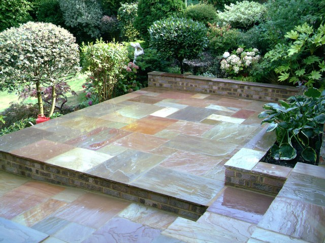 Patio Traditional San Diego By Chula Vista Tile amp Stone