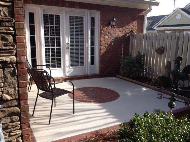 Patio Concrete Resurfacing traditional-patio