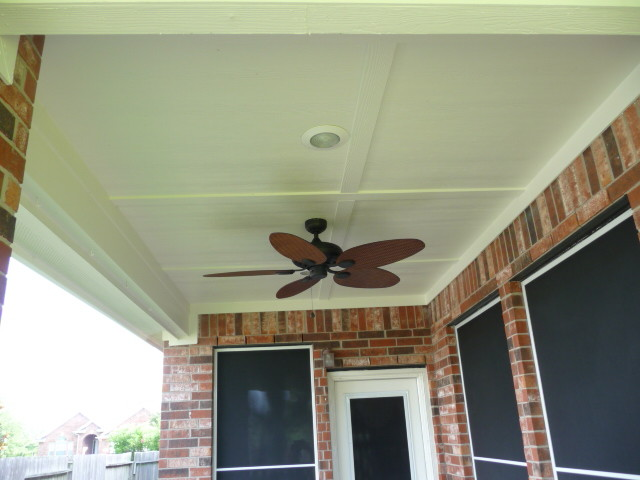 Patio Cover Ceiling Options