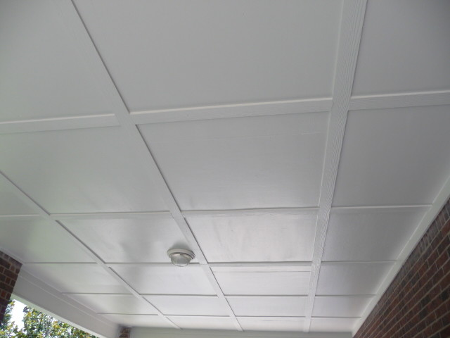 Patio Cover Ceiling Options Patio