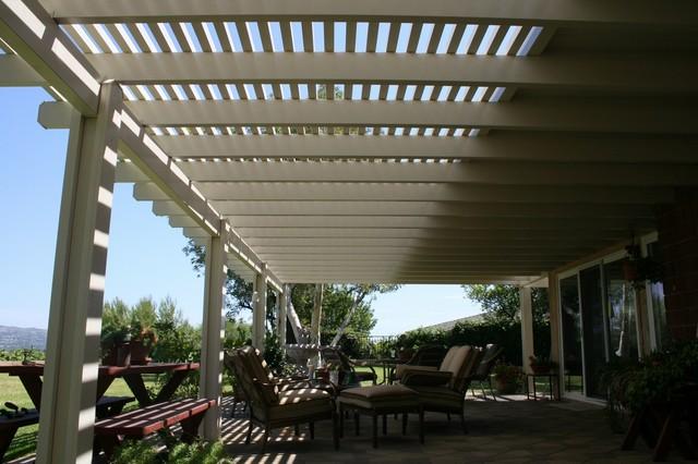 Patio Cover : Geier traditional-patio