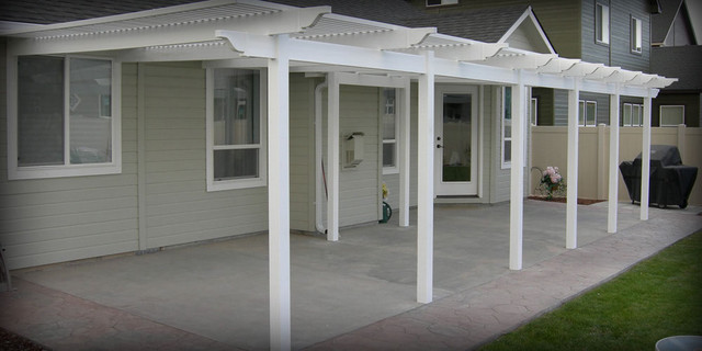 Patio Cover Ideas Traditional Patio Other By Toned