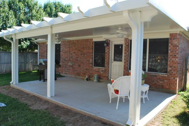 Patio Cover Insulated Aluminum Metal Patio Houston By Affordable Shade Patio Covers