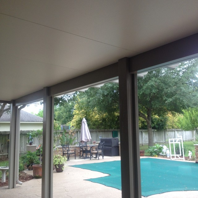 Patio Covers & Awnings traditional-patio
