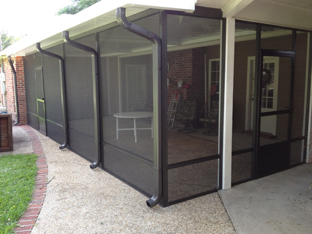 Captivating Patio Covers | Screen Rooms | Glass Enclosures Traditional Patio