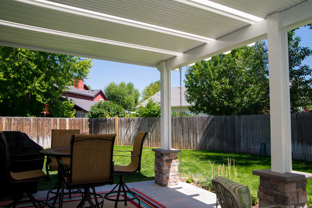 Patio Covers With Skylights Modern Patio Boise By