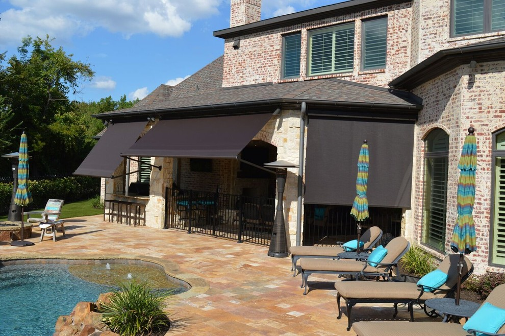 Outdoor Blinds and How They Can Be Used For Home Improvement