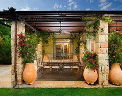 patio mediterranean-patio