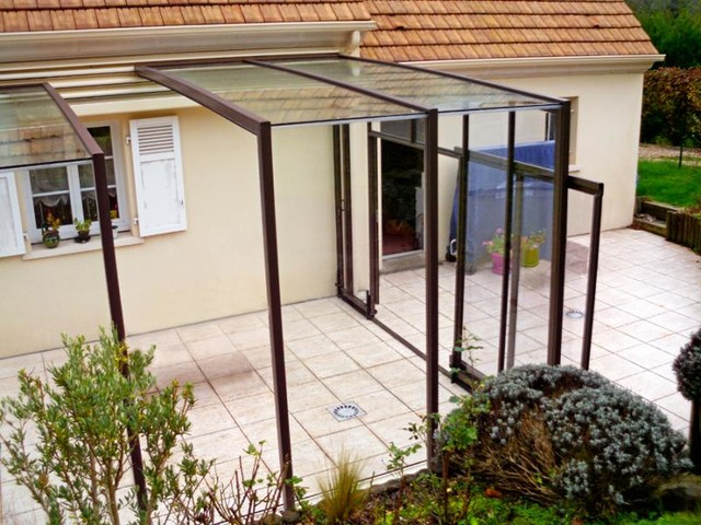 Glass Patio Design Patio Enclosure CORSO GLASS Modern Patio Other By IPC Team