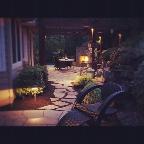 Patio makeover traditional-patio