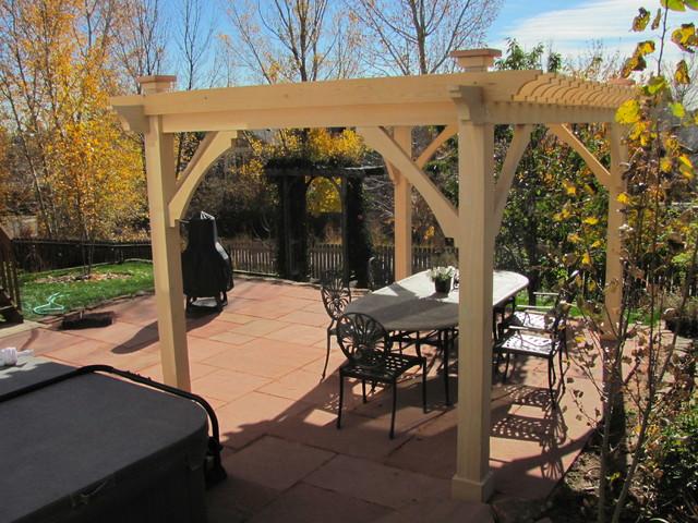Patio/Pergola/Front Yard/Back Yard traditional-patio