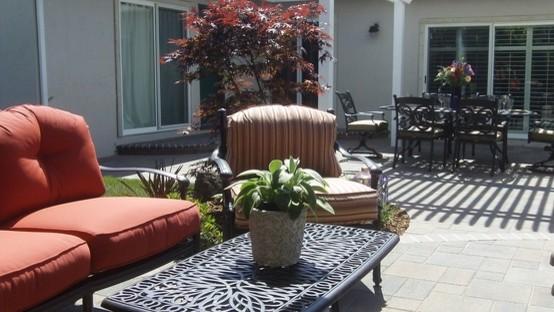 Patio Spaces traditional-patio