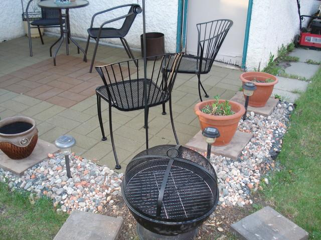 Patio Transformation traditional-patio