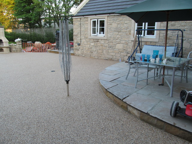 Superbe Patio Transformation In Bishop Auckland County Durham Resin Flooring North  East Country Patio