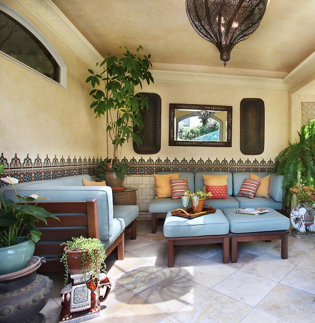 Mary Larez eclectic-patio