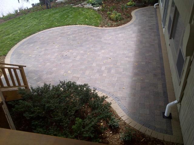 Patios and Walkways patio