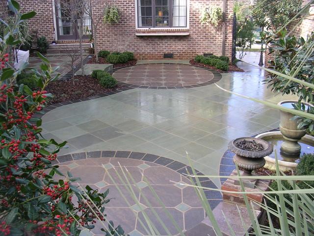 Patios & Walkways eclectic-patio