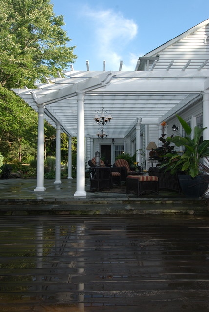 Patios and Walkways traditional-patio