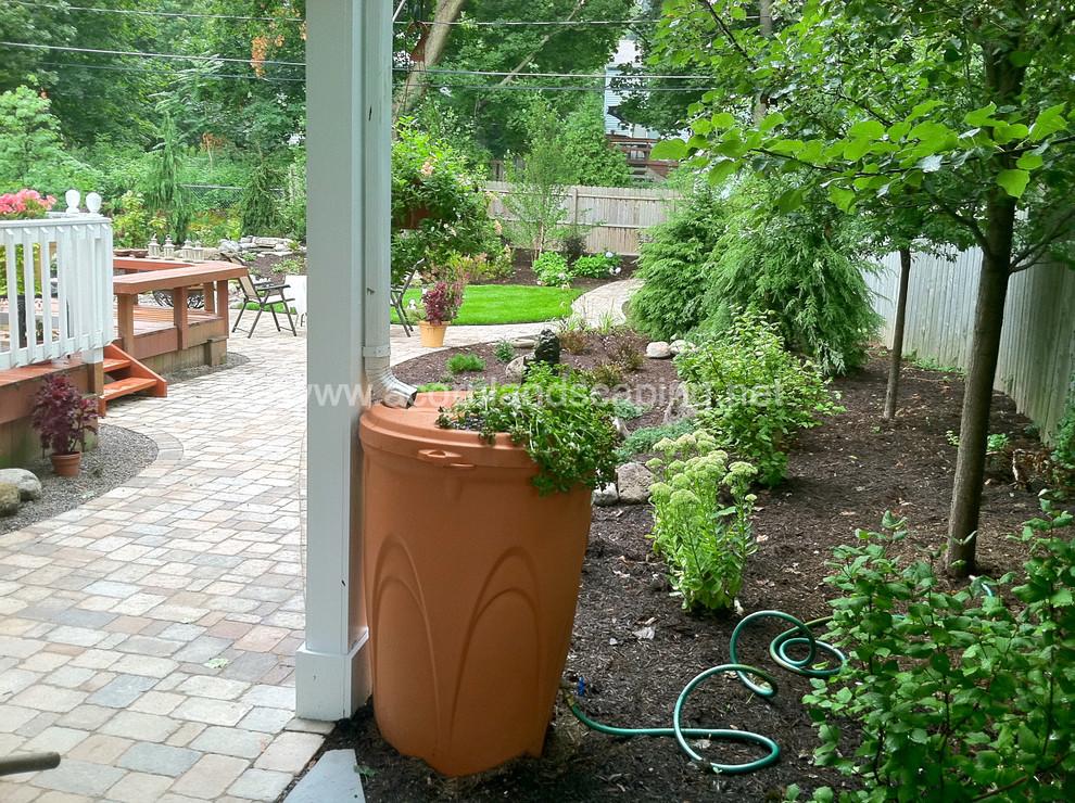 Patios Monroe County Rochester Ny Backyard Patio Designs