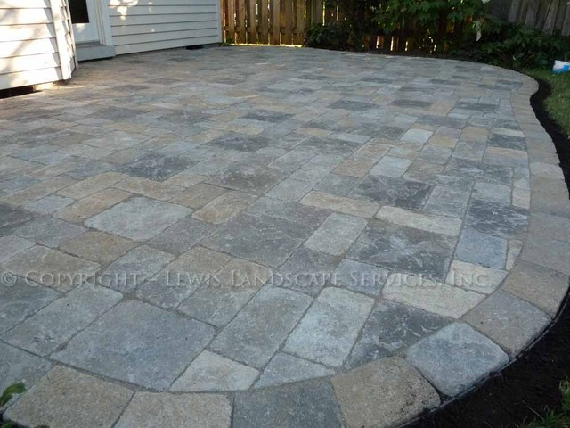 Paver Patio   Venetian Stone Pavers By PaveStone Traditional Patio
