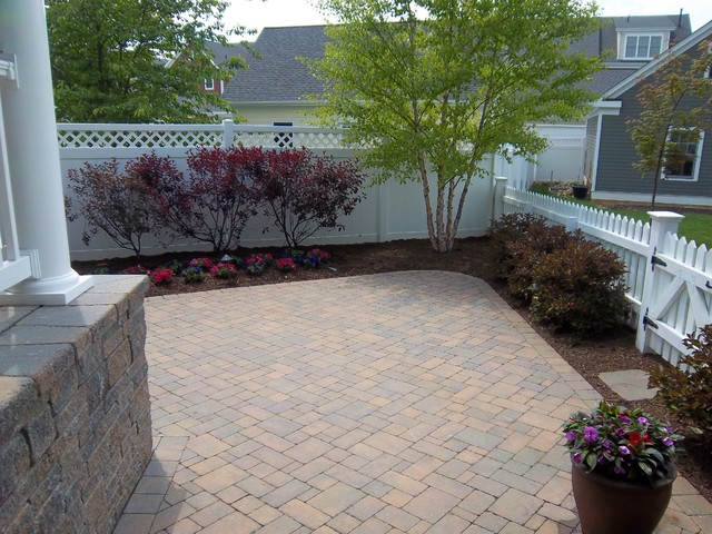Paver Patios traditional-patio