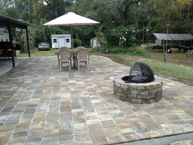 Outdoor Pavers New Zealand : All rooms outdoor photos patio
