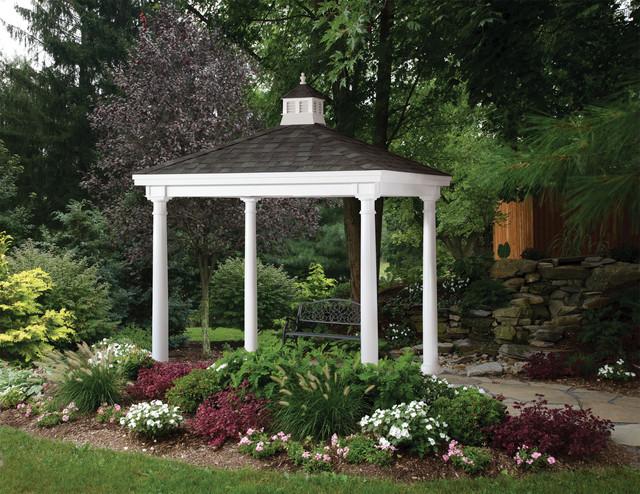 Pavilion traditional-patio