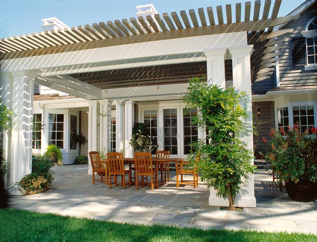 Pedersen Associates - Residential - Atherton, CA traditional-patio