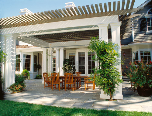 Pedersen Associates - Residential - Atherton, CA traditional patio