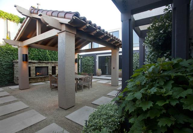 Pedersen Associates - Residential - Napa, CA mediterranean-patio