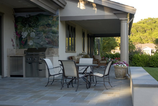 Pedersen Associates-Residential-San Rafael, CA traditional patio