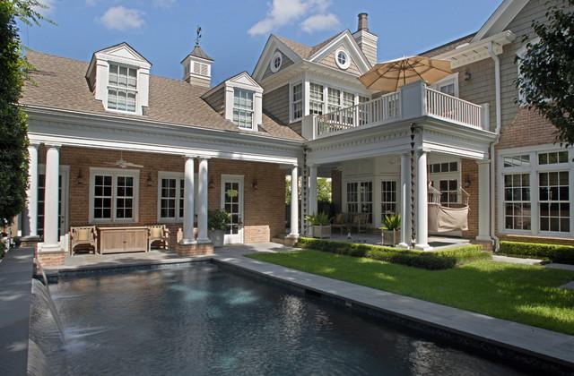 Pemberton Road Residence traditional-pool