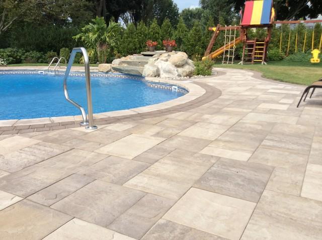 pequannock nj pool patio traditional patio newark by