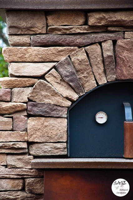 Perfect Entertainer's Outdoor Space mediterranean-patio