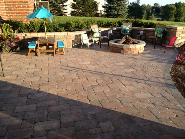 Perfect Patio Rustic Patio Other by All Natural