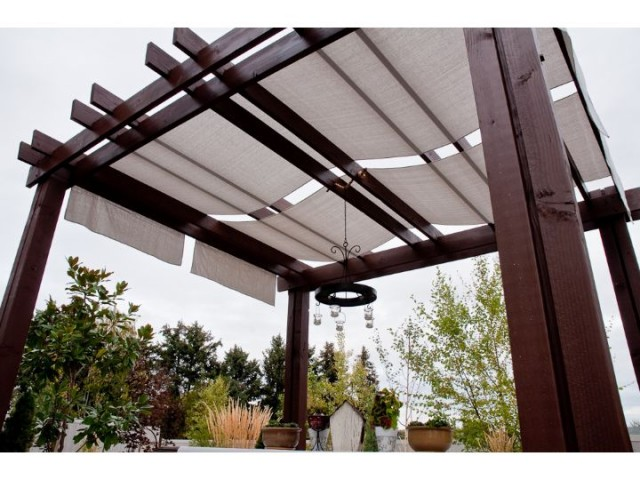 Pergola Traditional Patio Seattle By Definitive
