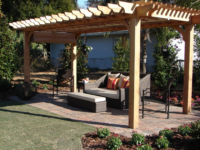 Pergola For Diy Network Outdoor Bedroom Suite