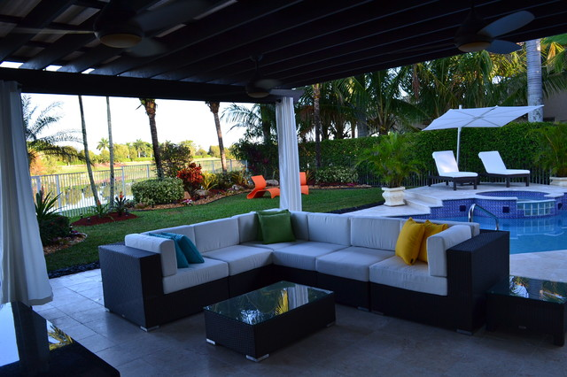 Pergola Project Contemporary Patio Other Metro By