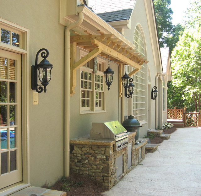 pergolas traditional patio atlanta by atlanta decking fence